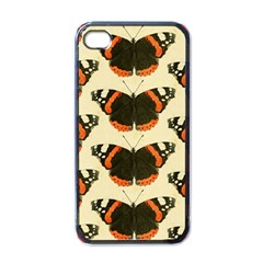 Butterfly Butterflies Insects Apple Iphone 4 Case (black)
