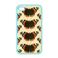 Butterfly Butterflies Insects Apple Iphone 4 Case (color)