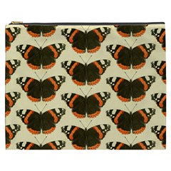 Butterfly Butterflies Insects Cosmetic Bag (xxxl)