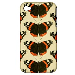 Butterfly Butterflies Insects Apple Iphone 4/4s Hardshell Case (pc+silicone)