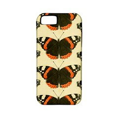 Butterfly Butterflies Insects Apple Iphone 5 Classic Hardshell Case (pc+silicone)