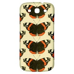 Butterfly Butterflies Insects Samsung Galaxy S3 S Iii Classic Hardshell Back Case