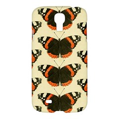 Butterfly Butterflies Insects Samsung Galaxy S4 I9500/i9505 Hardshell Case