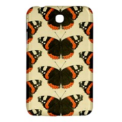 Butterfly Butterflies Insects Samsung Galaxy Tab 3 (7 ) P3200 Hardshell Case