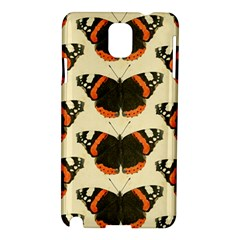 Butterfly Butterflies Insects Samsung Galaxy Note 3 N9005 Hardshell Case