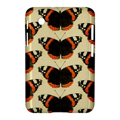Butterfly Butterflies Insects Samsung Galaxy Tab 2 (7 ) P3100 Hardshell Case