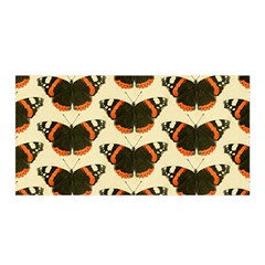 Butterfly Butterflies Insects Satin Wrap