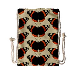 Butterfly Butterflies Insects Drawstring Bag (small)