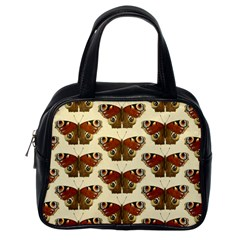Butterfly Butterflies Insects Classic Handbags (One Side)