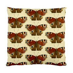 Butterfly Butterflies Insects Standard Cushion Case (two Sides)