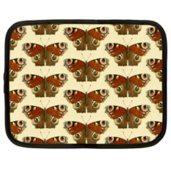 Butterfly Butterflies Insects Netbook Case (xxl)