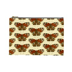 Butterfly Butterflies Insects Cosmetic Bag (large)