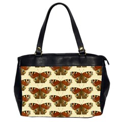 Butterfly Butterflies Insects Office Handbags (2 Sides)