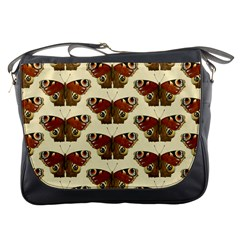 Butterfly Butterflies Insects Messenger Bags