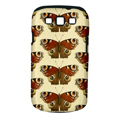 Butterfly Butterflies Insects Samsung Galaxy S Iii Classic Hardshell Case (pc+silicone)