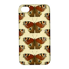 Butterfly Butterflies Insects Apple Iphone 4/4s Hardshell Case With Stand