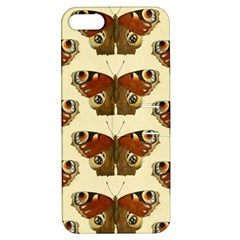 Butterfly Butterflies Insects Apple Iphone 5 Hardshell Case With Stand