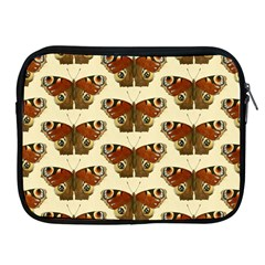 Butterfly Butterflies Insects Apple Ipad 2/3/4 Zipper Cases