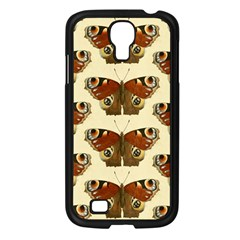 Butterfly Butterflies Insects Samsung Galaxy S4 I9500/ I9505 Case (black)