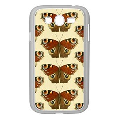 Butterfly Butterflies Insects Samsung Galaxy Grand Duos I9082 Case (white)