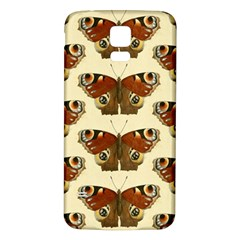 Butterfly Butterflies Insects Samsung Galaxy S5 Back Case (white)