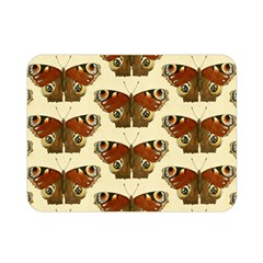 Butterfly Butterflies Insects Double Sided Flano Blanket (mini)
