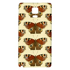 Butterfly Butterflies Insects Galaxy Note 4 Back Case