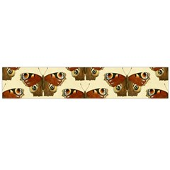 Butterfly Butterflies Insects Flano Scarf (large)