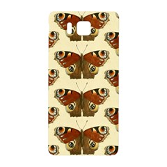 Butterfly Butterflies Insects Samsung Galaxy Alpha Hardshell Back Case