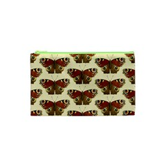 Butterfly Butterflies Insects Cosmetic Bag (XS)