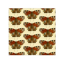 Butterfly Butterflies Insects Small Satin Scarf (square)