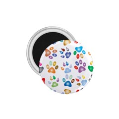 Colorful Prismatic Rainbow Animal 1 75  Magnets