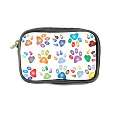 Colorful Prismatic Rainbow Animal Coin Purse