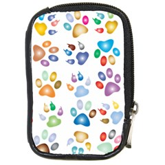 Colorful Prismatic Rainbow Animal Compact Camera Cases