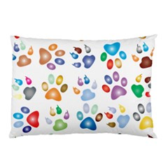 Colorful Prismatic Rainbow Animal Pillow Case (two Sides)