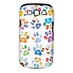 Colorful Prismatic Rainbow Animal Samsung Galaxy S Iii Classic Hardshell Case (pc+silicone)