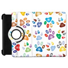 Colorful Prismatic Rainbow Animal Kindle Fire Hd 7