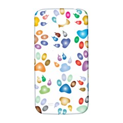 Colorful Prismatic Rainbow Animal Samsung Galaxy S4 I9500/i9505  Hardshell Back Case
