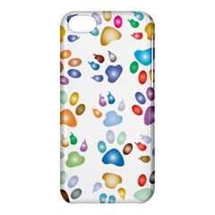Colorful Prismatic Rainbow Animal Apple Iphone 5c Hardshell Case