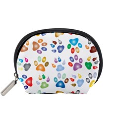 Colorful Prismatic Rainbow Animal Accessory Pouches (small)