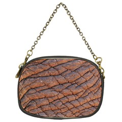 Elephant Skin Chain Purses (two Sides)