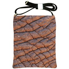 Elephant Skin Shoulder Sling Bags