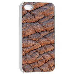 Elephant Skin Apple Iphone 4/4s Seamless Case (white)
