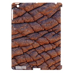 Elephant Skin Apple Ipad 3/4 Hardshell Case (compatible With Smart Cover)
