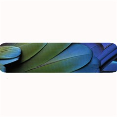 Feather Parrot Colorful Metalic Large Bar Mats