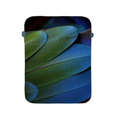 Feather Parrot Colorful Metalic Apple Ipad 2/3/4 Protective Soft Cases