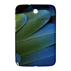 Feather Parrot Colorful Metalic Samsung Galaxy Note 8 0 N5100 Hardshell Case
