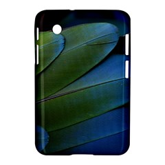 Feather Parrot Colorful Metalic Samsung Galaxy Tab 2 (7 ) P3100 Hardshell Case