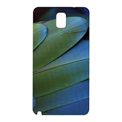 Feather Parrot Colorful Metalic Samsung Galaxy Note 3 N9005 Hardshell Back Case
