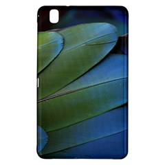 Feather Parrot Colorful Metalic Samsung Galaxy Tab Pro 8 4 Hardshell Case